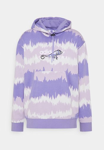HOODY UNISEX - Sweatshirt - light purple/multicolor