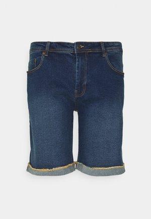 MR ORANGE - Jeans Short / cowboy shorts - dark blue