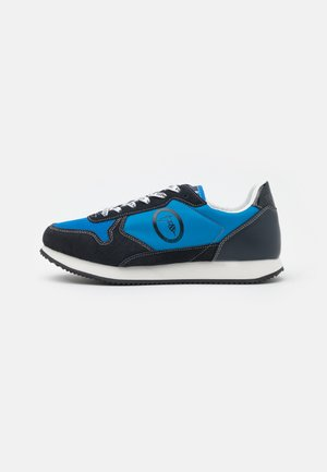 ABAX PRINT MIX - Trainers - navy blue
