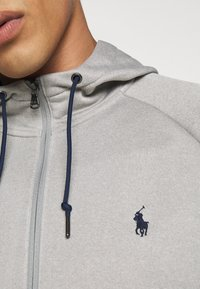 Polo Ralph Lauren - LONG SLEEVE - Zip-up hoodie - andover heather - 5