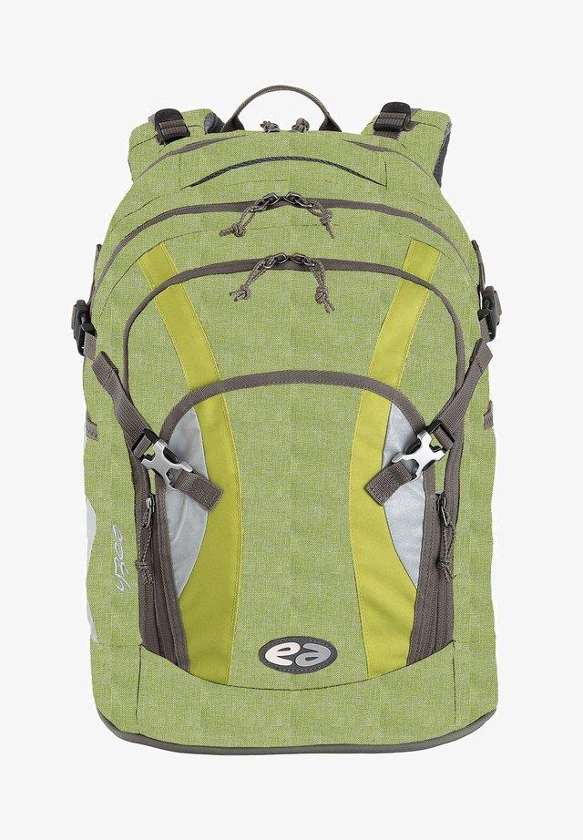 School bag - frog
