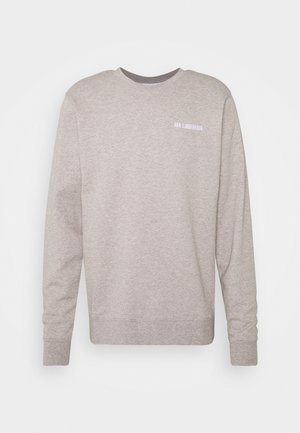 CASUAL CREW - Sweatshirt - grey melange