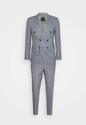 OAKDALE SUIT SET - Traje - light blue