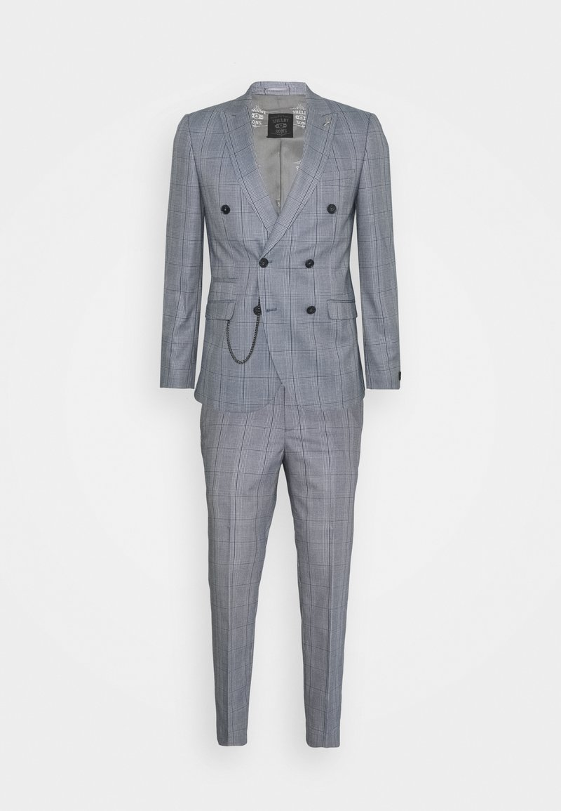 Shelby & Sons - OAKDALE SUIT SET - Completo - light blue