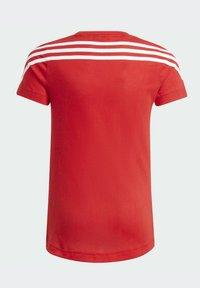 adidas Performance - Print T-shirt - red - 6