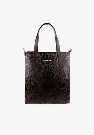 BARLENO - Velká kabelka - brown