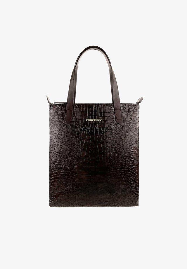 ZUCCARELLA  - Shopper - brązowy