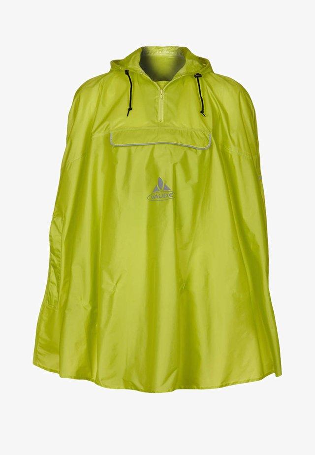 VALDIPINO - Waterproof jacket - lemon