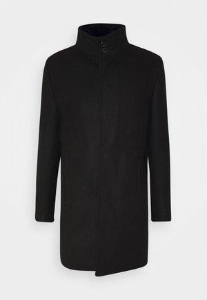 COAT FLIGHT  - Cappotto classico - black
