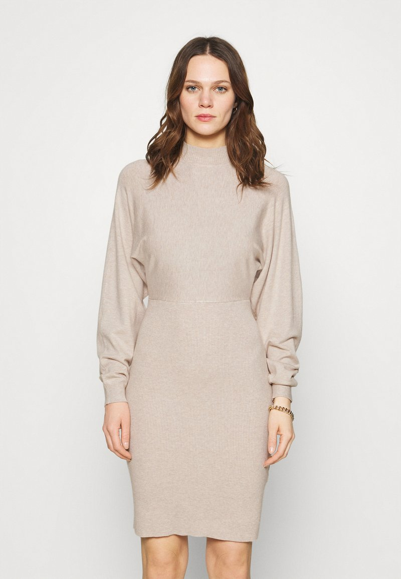 Zign - Shift dress - beige