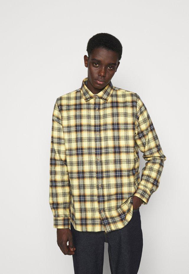 REX - Overhemd - yellow