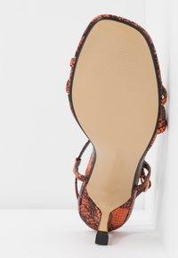 Hot Soles - Sandals - orange - 6