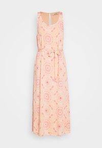 Mos Mosh - MERRIN VISSA DRESS - Maxi dress - pink - 3
