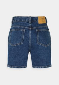 ONLY - ONLBAY LIFE - Shorts di jeans - medium blue denim - 1