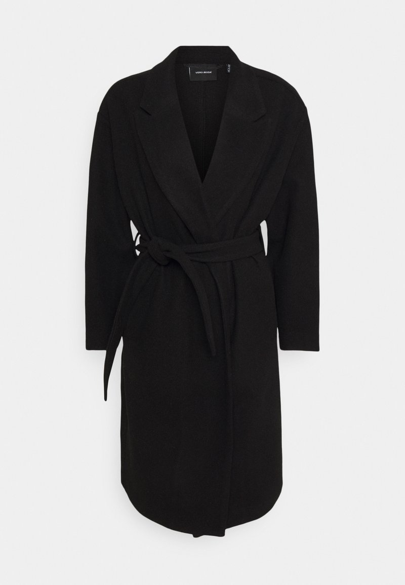 Vero Moda Petite - VMFORTUNE - Classic coat - black