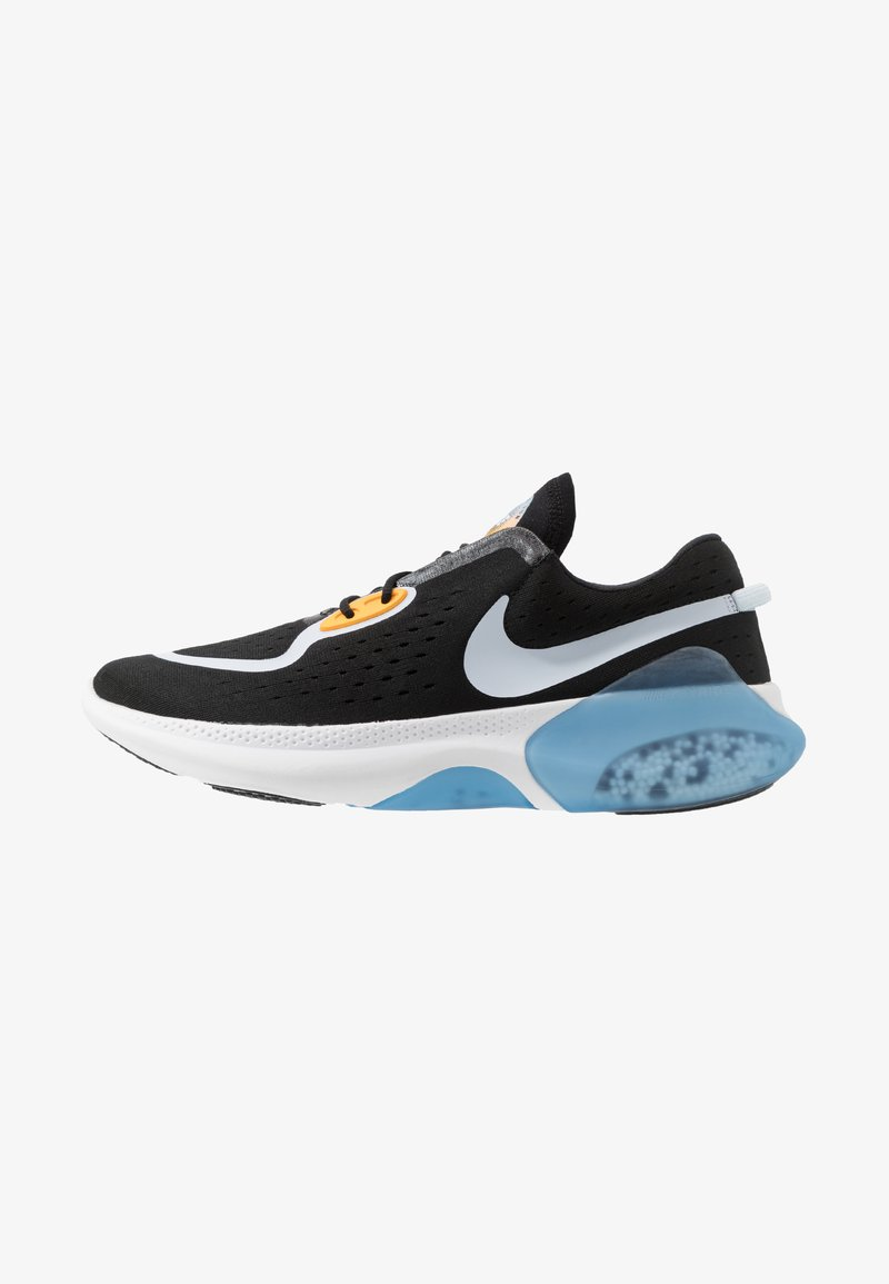 Nike Performance - JOYRIDE DUAL RUN - Obuwie do biegania treningowe - black/football grey/white/laser orange/university blue/dark smoke grey