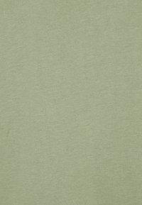 Simply Be - COLOUR BLOCK HOODIE - Sweatshirt - cream/khaki - 2