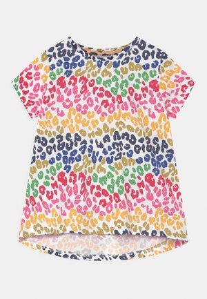 RAINBOW LEOPARD SWING - Print T-shirt - multi-coloured