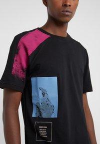 Damir Doma - TIES - T-shirts print - black - 5