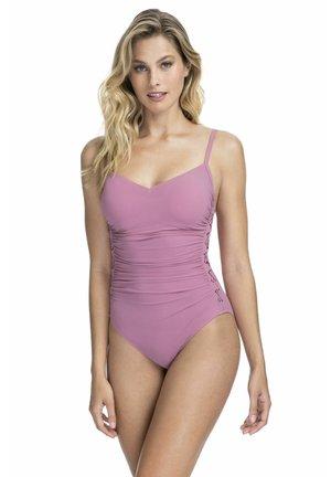 GOTTEX BADEANZUG - Swimsuit - dusk pink
