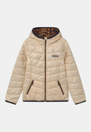 TENISE REVERSIBLE - Light jacket - champagne