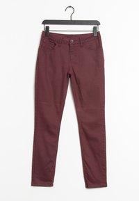 Street One - Trousers - purple - 0