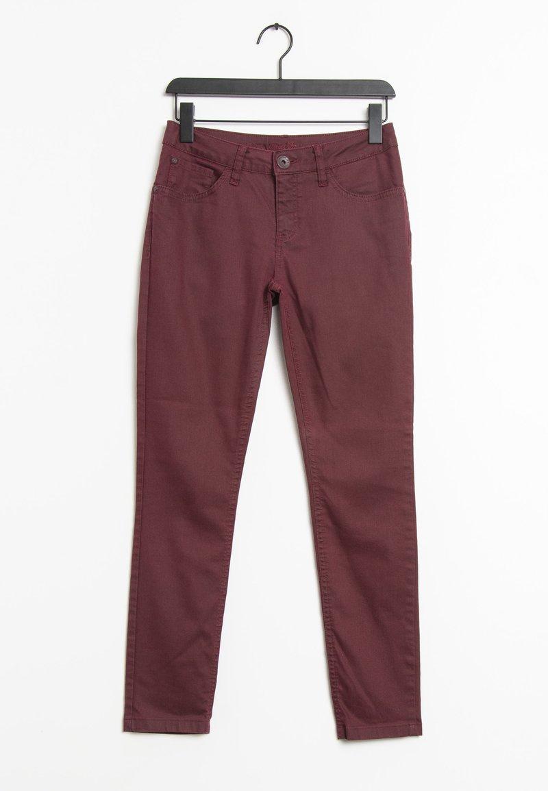 Street One - Trousers - purple