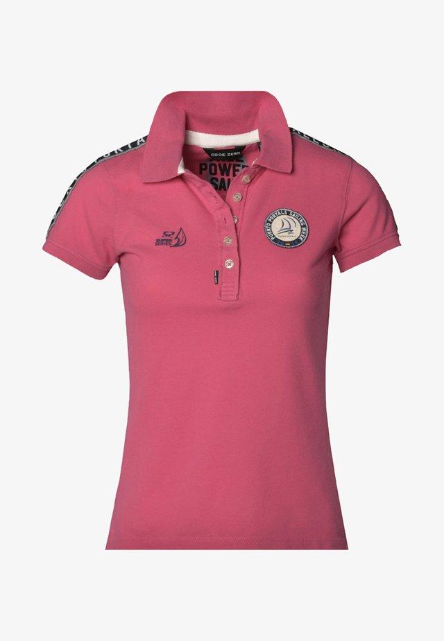 PUERTO PORTALS  - Polo shirt - pink