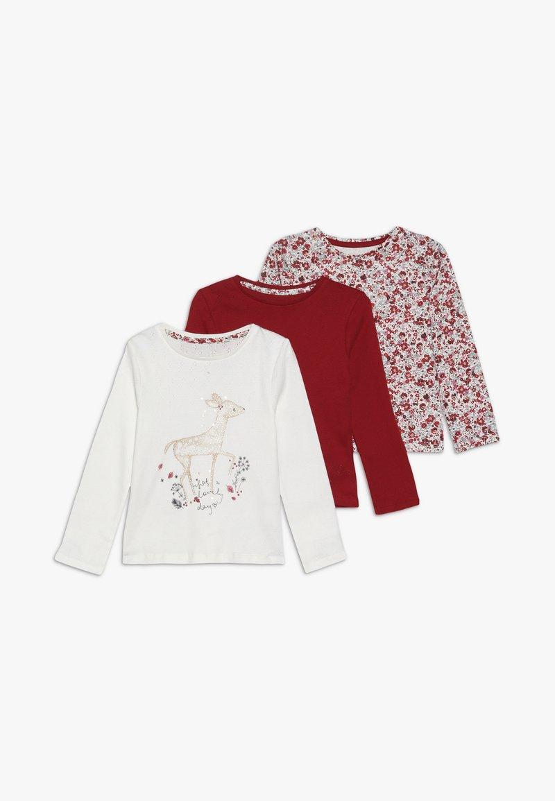 mothercare - BABY 3 PACK  - Långärmad tröja - multi