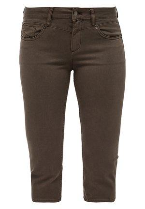Short en jean - brown