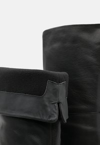 Zign - Over-the-knee boots - black - 5