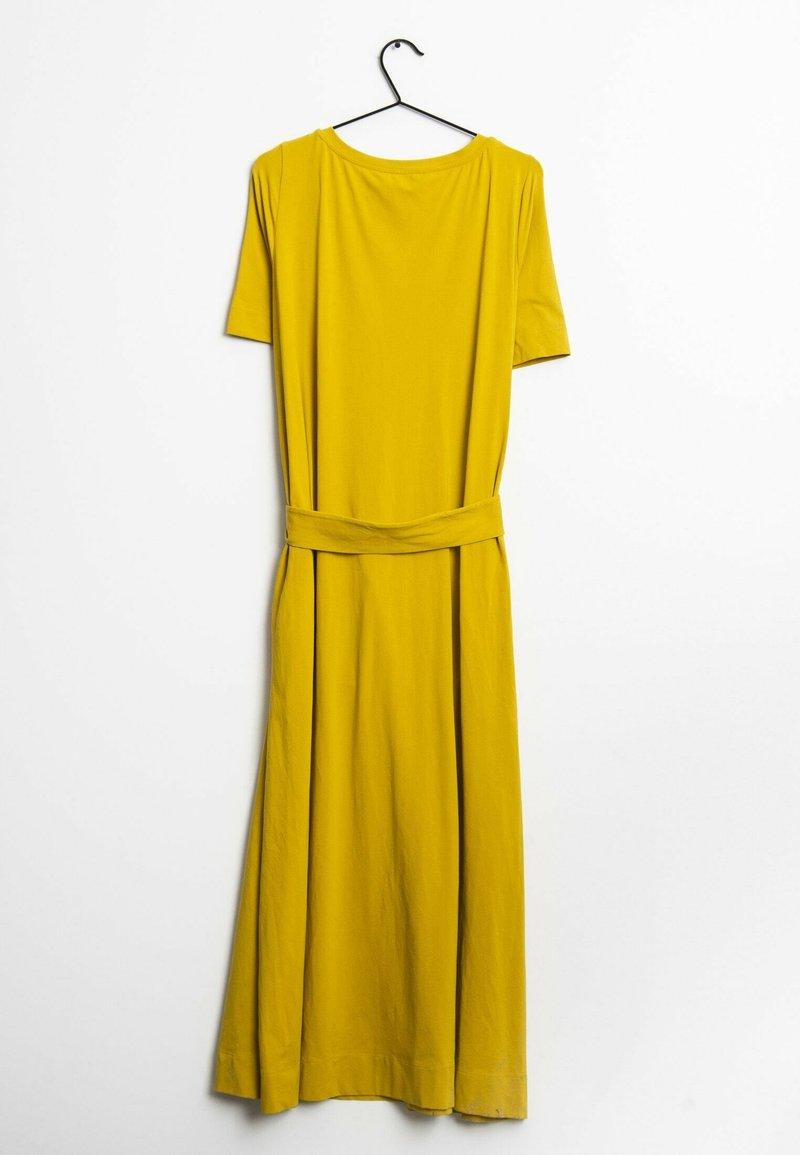 Maxikleid   yellow