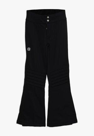 ANNBELL - Spodnie narciarskie - black