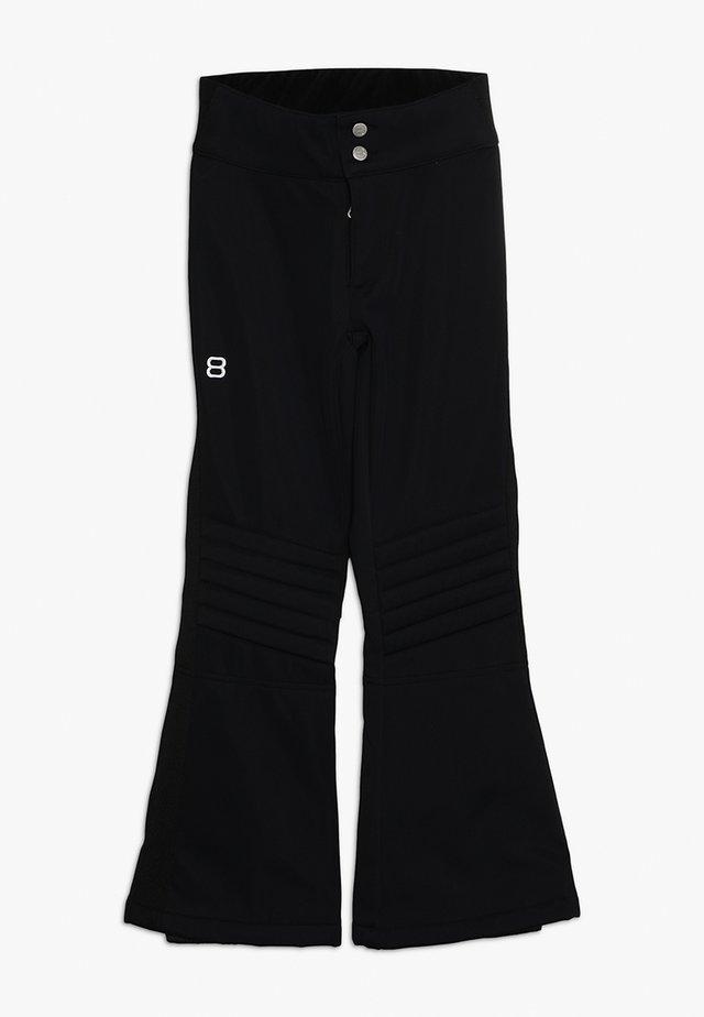 ANNBELL - Snow pants - black