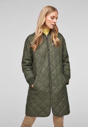 MIT STEPPUNG - Short coat - khaki