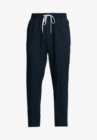 GRIM TROUSERS - Trousers - navy