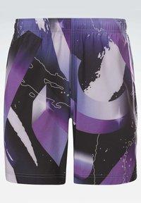 Reebok - REEBOK AUSTIN II SHORTS - Sports shorts - purple - 6
