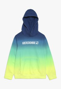 Abercrombie & Fitch - LOGO CORE  - Hoodie - blue/green - 0