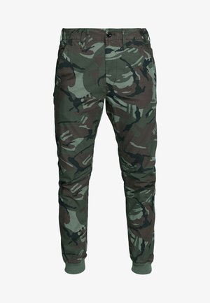 VETAR CUFFED SLIM - Trousers - wild rovic combat