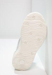 Woden - THYRA KIDS - Sneakers hoog - sea fog grey - 4