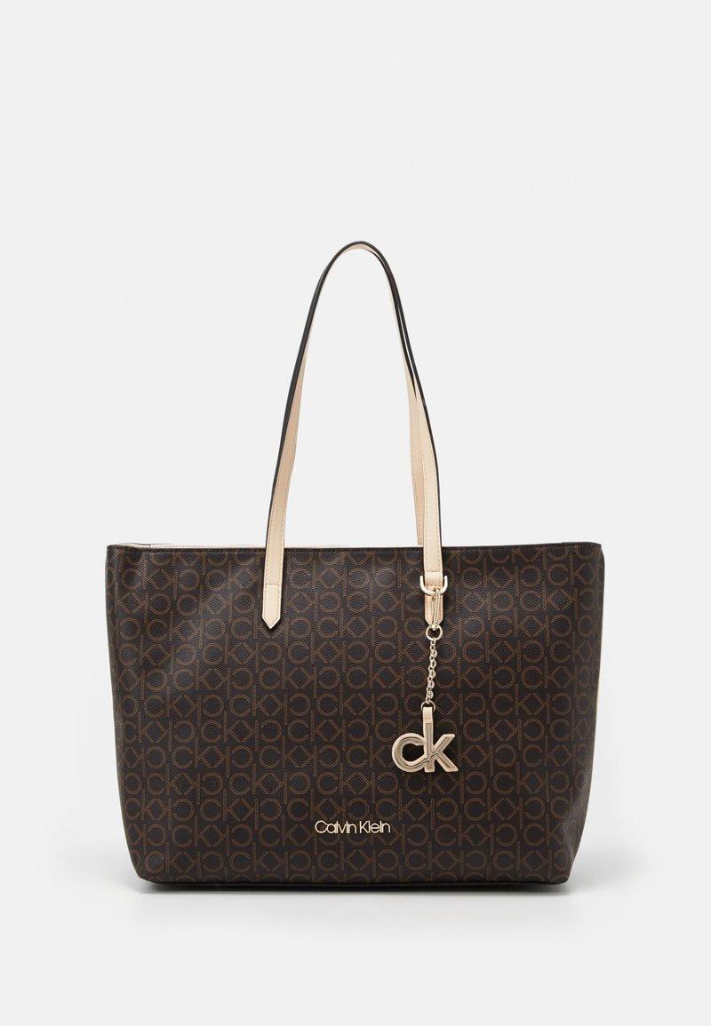 Calvin Klein - Handbag - brown