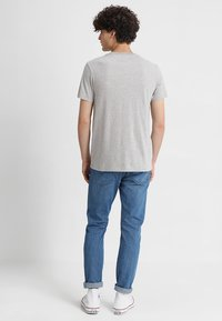 Levi's® - ORIGINAL - T-shirt basic - tri-blend/gray violet - 2