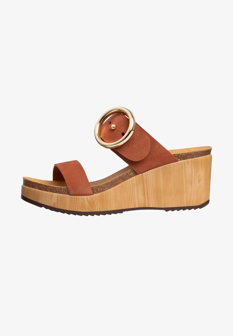 Scholl - Sandalen - braun