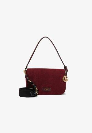 Handbag - bordo