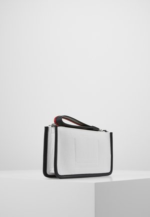 BINDING CROSSOVER - Clutch - white