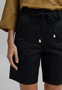 Esprit Collection - Shorts - black - 3