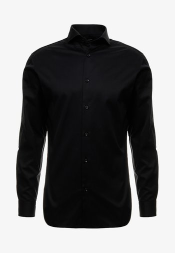PELLE - Kostymskjorta - black