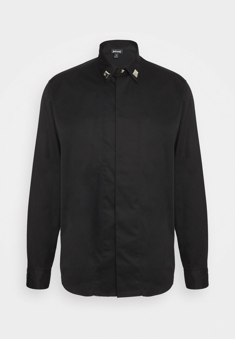 Just Cavalli - CAMICIA - Košile - black