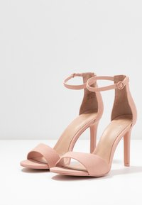 Call it Spring - DELLMAR VEGAN - Sandaler med høye hæler - light pink - 2
