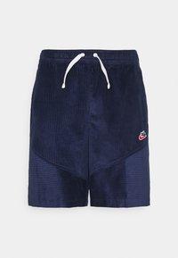 Nike Sportswear - Shorts - midnight navy/white - 0